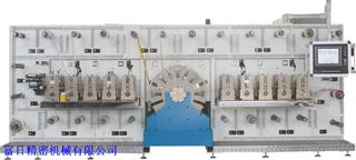 卫星式滚刀模切机(工位可定制)