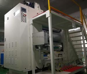 固态硅胶压延机