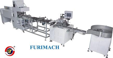 APL-300 全自动电工胶带包装生产线