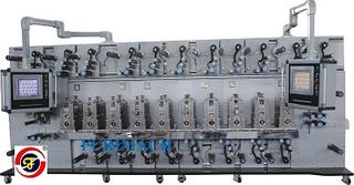 DCR-1023十工位滚刀机(可选二工位-十工位)