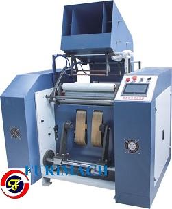 WRA-050 全自动缠绕膜复卷机